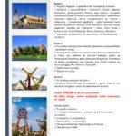 Wyjazd Majowy: Kraków, Wadowice i Energylandia