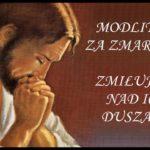 Listopad miesiącem modlitwy za zmarłych